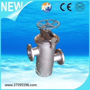 304 Stainless Steel Basket Strainer pictures & photos