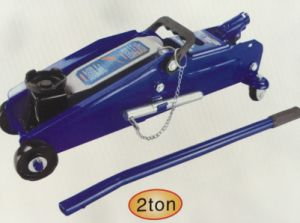 2t Safety Hydraulic Floor Jack pictures & photos