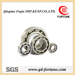 Chrome Steel Deep Groove Ball Bearing 6000 Series/ P6 Precision Level Use on Electrical Machine pictures & photos