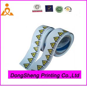 Paper Adhesive Sticker China Manufacturer