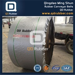 Qd Rubber Belt/Conveyor Belting/Rubber Conveyor Belt