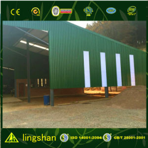 Pre-Engineered Structural Steel Workshop and Warehouse Steel Buildings pictures & photos