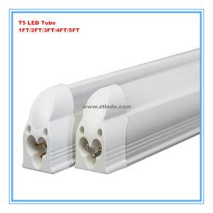 4FT 18W LED T5 Tube for Inground Garage/Metrol Station Lighting pictures & photos