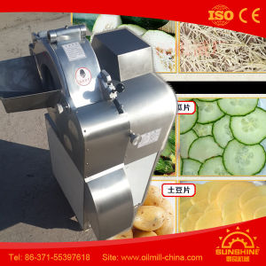 Electric Vegetable Cutter Machine Vegetable Cube Cutting Machine pictures & photos