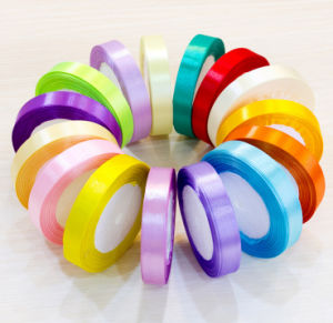 Coloring Candy Packing Satin Ribbons pictures & photos