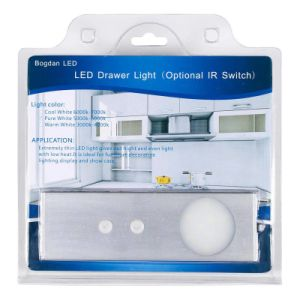 LED Inner Cabinet Light with IR Sensor for Furniture (WF-LT15550-0950-IR-12V)