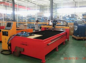 High Definition CNC Hypertherm Plasma Cutting Machine pictures & photos