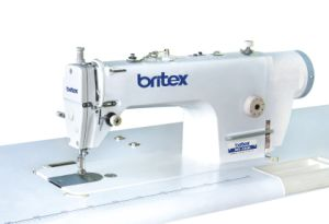 Br-6800 Direct Drive Lockstitch Machine for Heavy Material pictures & photos