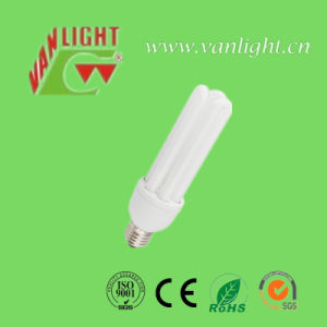 3u T4-25W E27 CFL, Energy Saving Lamp pictures & photos