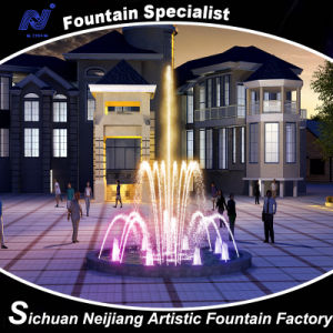 Kinds of Mini Water Fountain for Round Pool pictures & photos