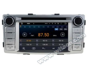Witson Android 5.1 Car DVD GPS for Toyota Hilux 2012 with Chipset 1080P 16g ROM WiFi 3G Internet DVR Support (A5709) pictures & photos