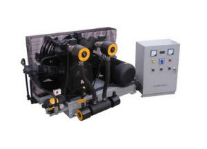 Oil-Free Boosters Medium Pressure Reciprocating Piston Air Compressor (K35VZ-4.00/8/40) pictures & photos
