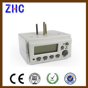 Household 24 Hours Digital Countdown Timer / Time Switch pictures & photos
