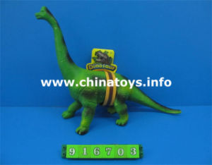 Promotional Soft Plastic Dinosaur Toy with IC (916703) pictures & photos