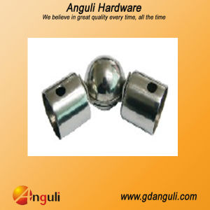 High Quality Stainless Steel Handrail Fittings (AGL-8) pictures & photos