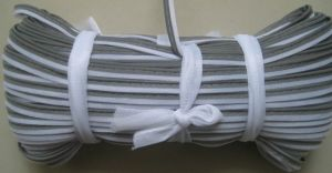 Grey Reflective Piping for Safety Apparel (V6402C) pictures & photos