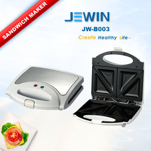 4 Slices Sandwich Maker with Handle and Detachable Plate for Homeuse pictures & photos