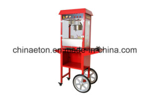 Standrad Popcorn Machine with Cart pictures & photos