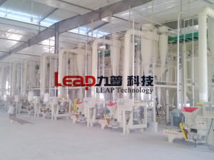 High Efficiency Ultra-Fine Mesh Coconut Shell Powder Disintegrator pictures & photos