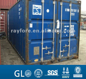 20gp Cheap Shipping Containers with Steel Material pictures & photos