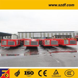 Spmt Modular Trailers /Spmt Multi-Axles Modular Transporters /Spmt (SPT) pictures & photos