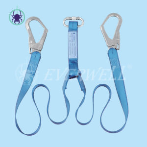 Safety Lanyard with Energy Absorber (EW1501L) Certification: CE0158 pictures & photos
