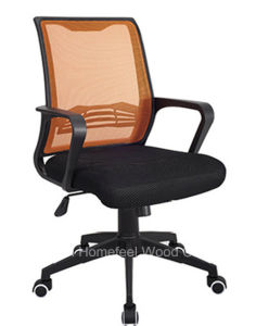 Modern Office Middle Back Computer Swivel Mesh Chair (HF-CH016B) pictures & photos