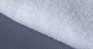 Polyester Terry Fabric for Disposable Slipper; Toys etc pictures & photos