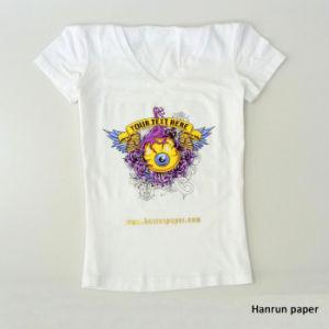 Light T-Shirt Heat Press Heat Transfer Paper for Cotton Textile pictures & photos