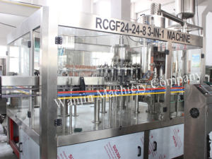 Full Automatic Fruit Juice Filling Machine (CE&SGS certificated) (RXGF) pictures & photos