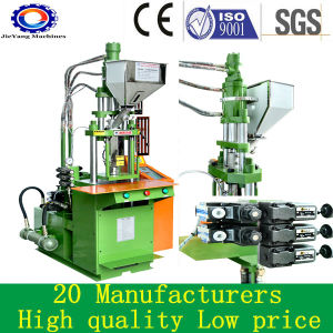 Vertical Plastic Injection Molding Machine for Rubber Cable pictures & photos