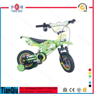 Children Bicycle Bike Factory and Manufacturer Wholesale Green Color 12inch 16 Inch 20 Inch Motorcycle Type Kids Bike Sale pictures & photos