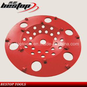 7 Inch Stone Concrete PCD Cup Grinding Wheel pictures & photos