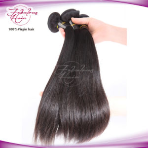 Double Drawn 100% Raw Virgin Brazilian Straight Hair pictures & photos