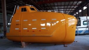 Marine Free Fall Lifeboat Manufacture, Totally Enclosed Lifeboat pictures & photos