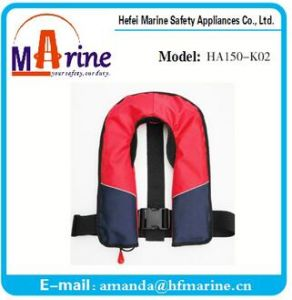 Child Inflatable Water Swim Vest Life Jacket pictures & photos