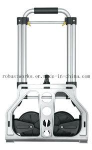 Foldable Aluminum Hand Truck (HT022ES) pictures & photos