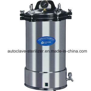 18 and 24 Liters Safety Portable Autoclave pictures & photos