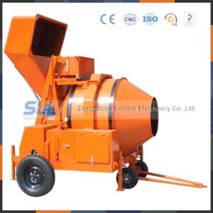 Jzc350 Mini Mixing Plant Manufacturers/Mobile Concrete Mixing Plant pictures & photos
