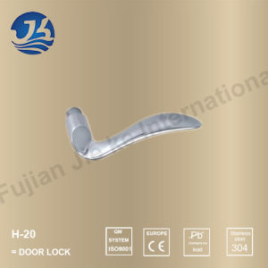 High Quality 304 Stainless Steel Door Lock (H-20) pictures & photos