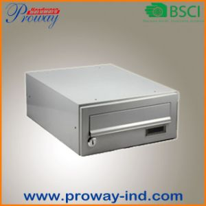 High Quality Wall Mounted Apartment Building Metal Mailbox pictures & photos