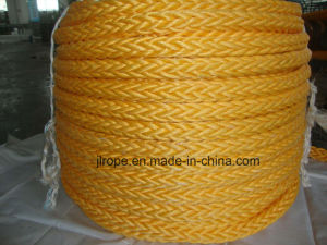 12 Strand PP and Polyester Mixed Rope pictures & photos