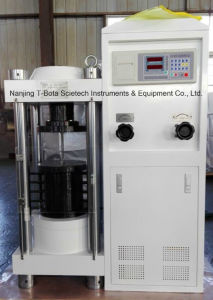 Tbtctm-1000 (S) Compression Testing Machine pictures & photos