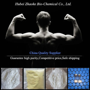 Testosterone Propionate Steroid Building Material pictures & photos