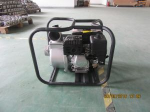 4 Inch Gasoline Water Pump with Special Frame pictures & photos