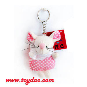 Cute Stuffed Moose Key Chain pictures & photos