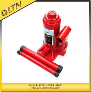 Best Price High Quality Screw Bottle Jack (HFJ-A) pictures & photos