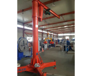 Bzy Type Movable Boom Crane Wtth 360 Degree pictures & photos