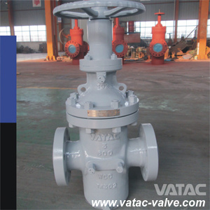 Handwheel Operated Slab Gate Valve pictures & photos