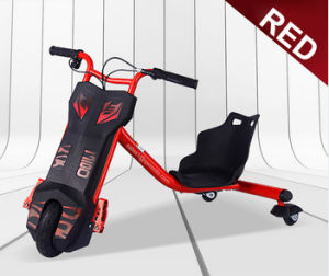Cheap 120W Kids Electric Drift Trike Rip Rider with Stable Seat for Wholesale pictures & photos